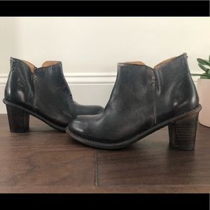 NEWNever Worn Bed Stu Genuine Leather Ankle Boots